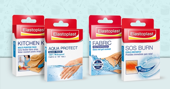 Elastoplast – Playing it safe in the kitchen